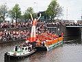 Boat 72 PinkHockey Amsterdam, Canal Parade Amsterdam 2017 foto 2.JPG