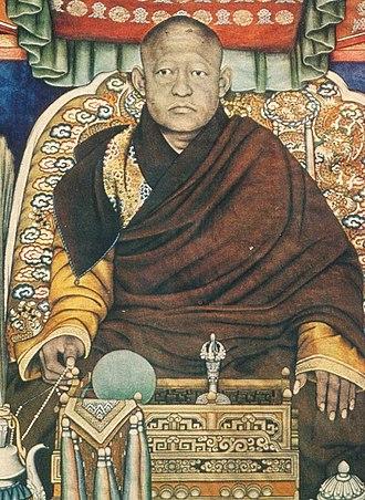 Jebtsundamba Khutuktu - The 8th Jebtsundamba, known as the Bogd Khan