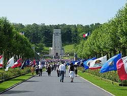 Bois de Belleau Commémoration du 24 Mai 2009.jpg