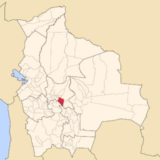 Mizque Province Province in Cochabamba, Bolivia