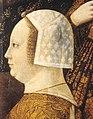 Bona of Savoy with saint 02.jpg