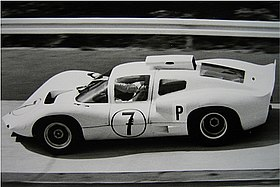 illustration de Chaparral Cars