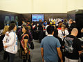BotCon 2011 - Transformers Universe booth (5802626006).jpg