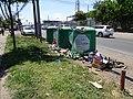 Botellas en punto de reciclaje Coaniquem.jpg