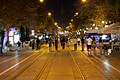Boulevard Vitosha at night, Sofia PD 2012 16.jpg