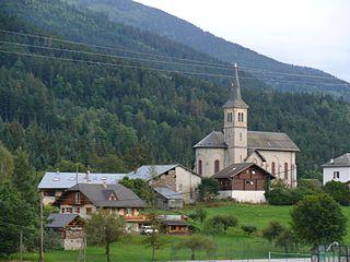 Bourget-en-Huile Commune in Auvergne-Rhône-Alpes, France