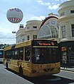 Bournemouth Yellow Buses route 4a, 1 July 2011.jpg