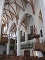 Bozen, Franziskanerkirche Nordseite.JPG