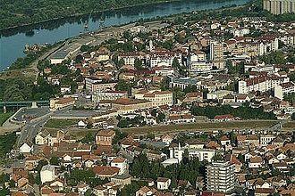 Brčko - Brčko panorama