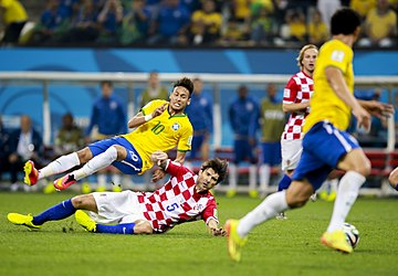 Brazil and Croatia match at the FIFA World Cup 2014-06-12 (35).jpg