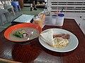 Breakfast on Hong Kong style coffee shop in Yuen Long.jpg