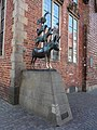 Bremer Stadtmusikanten Plastik Marcks Bremen 2019-04-19 -2.jpg
