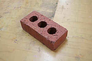 Brick - A single brick