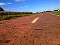 Brick Paved Route 66 Close-up.JPG