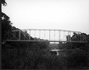 Bridge between East Manchester and Newberry Townships - Bridge between East Manchester and Newberry Townships, 1982