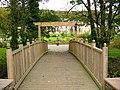 Bridge to Gardens, St Neot, Cornwall - geograph.org.uk - 957112.jpg