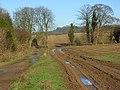 Bridleway, Ewelme - geograph.org.uk - 1082243.jpg