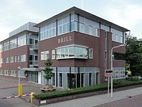 Rombofiŝo en Leiden.JPG