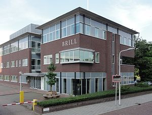 Brill Publishers - Image: Brill in Leiden