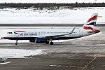 British Airways, G-EUYR, Airbus A320-232 (25766957107).jpg