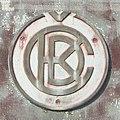 Brno, Žabovřesky, měnírna na Přívratu, logo ČKD.jpg