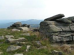Brocken Granit