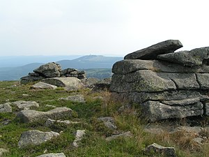 Brocken - Granite on the Brocken