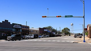 Bronte, Texas Town in Texas, United States