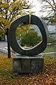 Bronzeplastik Grand Astre 1⁄3 (André Ramseyer 1966) 21.jpg