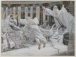 James Tissot: The Dead Appear in the Temple