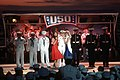 Brooks Shields and another entertainer sing to US Navy and Marine Corps personnel during a United Service Organization (USO) concert held during the International Naval Review - DPLA - fb64dbbc8aa6770cc147fb6b71a7db8d.jpeg