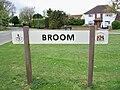 Broom village sign.jpg