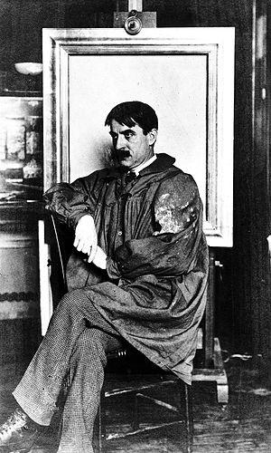Bruce Crane - Bruce Crane (c.1900).