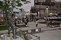 Bruce Lee Statue at Avenue of Stars, HongKong (Ank Kumar) 04.jpg
