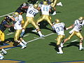 Bruins on offense at UCLA at Cal 10-25-08 05.JPG