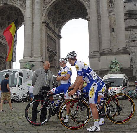Bruxelles et Etterbeek - Brussels Cycling Classic, 6 septembre 2014, départ (A261).JPG