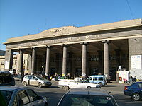 Bucharest Gara de nord.JPG