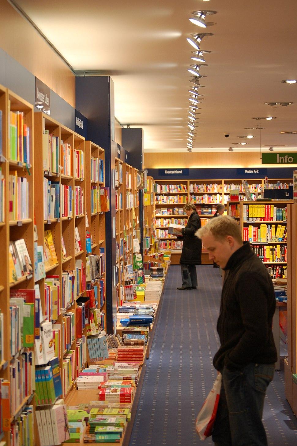 Buchladen buecher