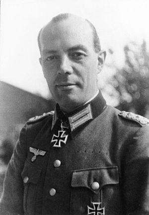 Rudolf Christoph Freiherr von Gersdorff - Rudolf Christoph Freiherr von Gersdorff