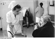 Therapeuten, aus einem ehemaligen Patienten