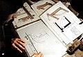 Bundesarchiv Bild 183-1985-1220-013 Konstrukteur Briefwaage zeichnend-Colorized.jpg