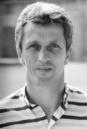 Christoph Franke - Franke in 1990