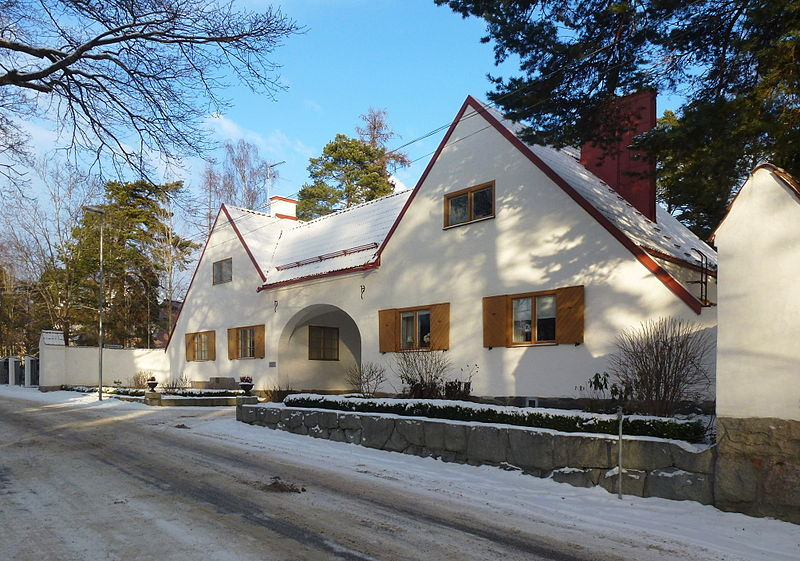 Birgittasøstrenes kloster i Djursholm