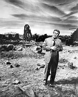 Time Enough at Last 8th episode of the first season of The Twilight Zone