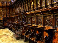 Burgos - Catedral 077 - Coro.jpg