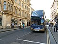 Bus in George Street - geograph.org.uk - 2429379.jpg