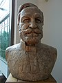 Bust of Ferenc Entz at the Entz library. - Budapest District XI.JPG