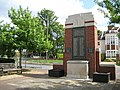 Byfleet, The War Memorial - geograph.org.uk - 812161.jpg