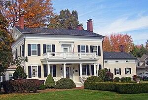 East Fishkill, New York - Bykenhulle House Historic Site