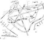 CAB Accident Report, American Airlines Flight 9 - Map.png